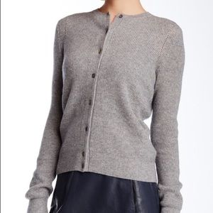 Vince Cashmere and Wool Cardigan